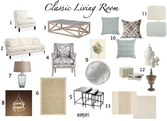 Case Study Classic Living Room Design Satori Design For
